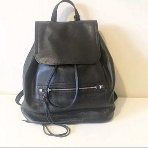 Rebecca Minkoff Regan Black Bagpack